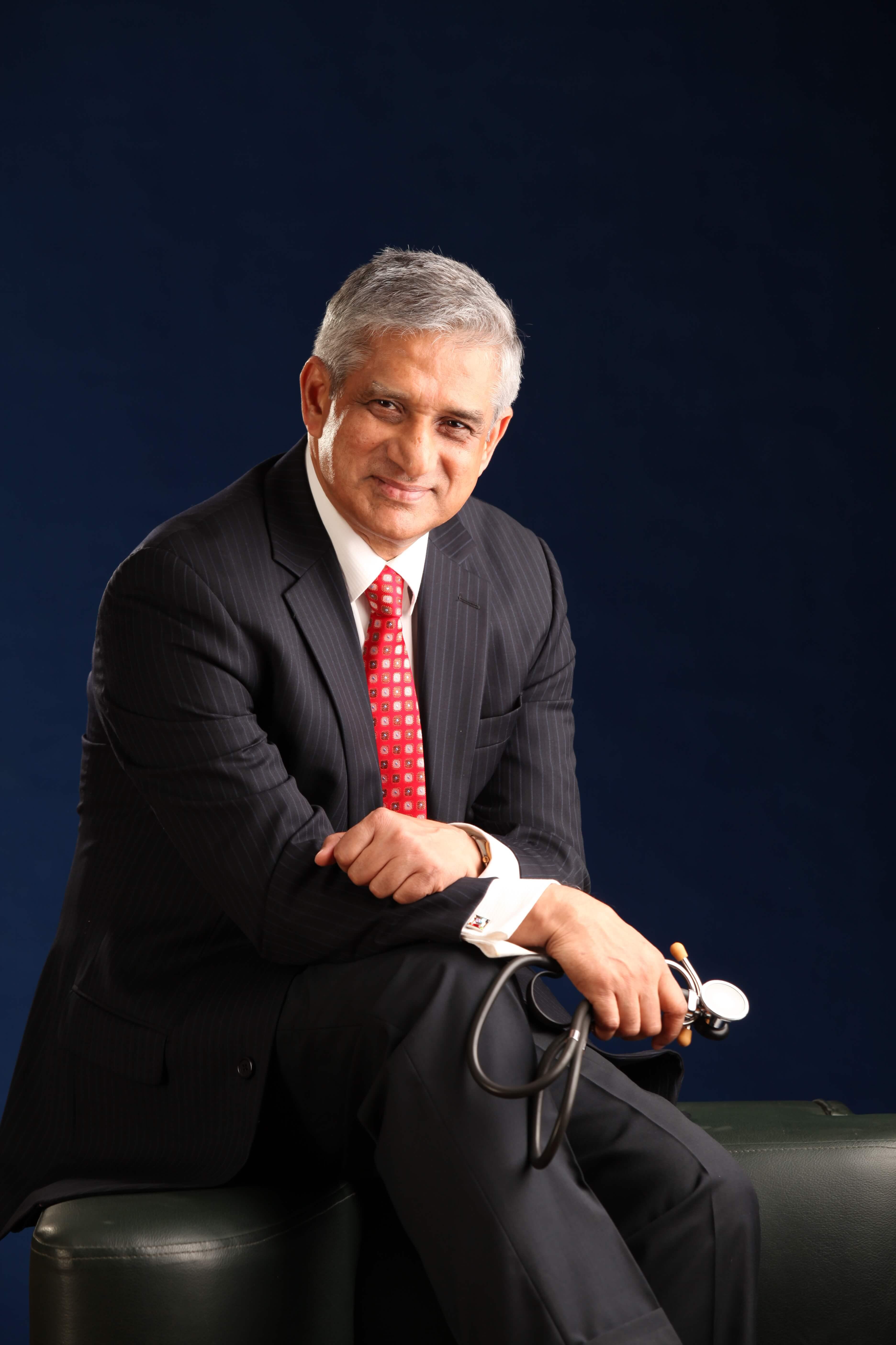 Dr. M.I.Sahadulla, Chairman - KIMS Health Care Group